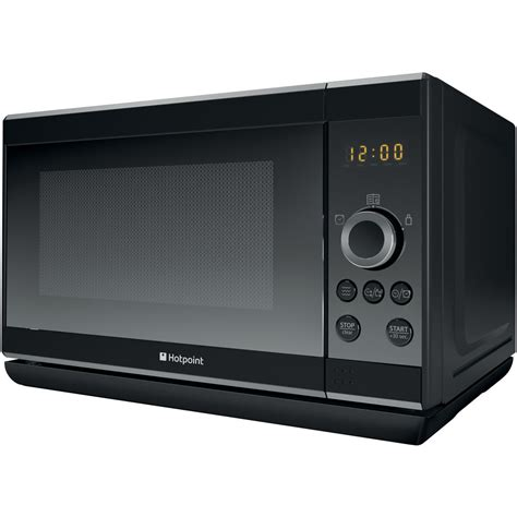Microwave Ariston hotpoint hd line mwh 2021 b microwave black hotpoint uk