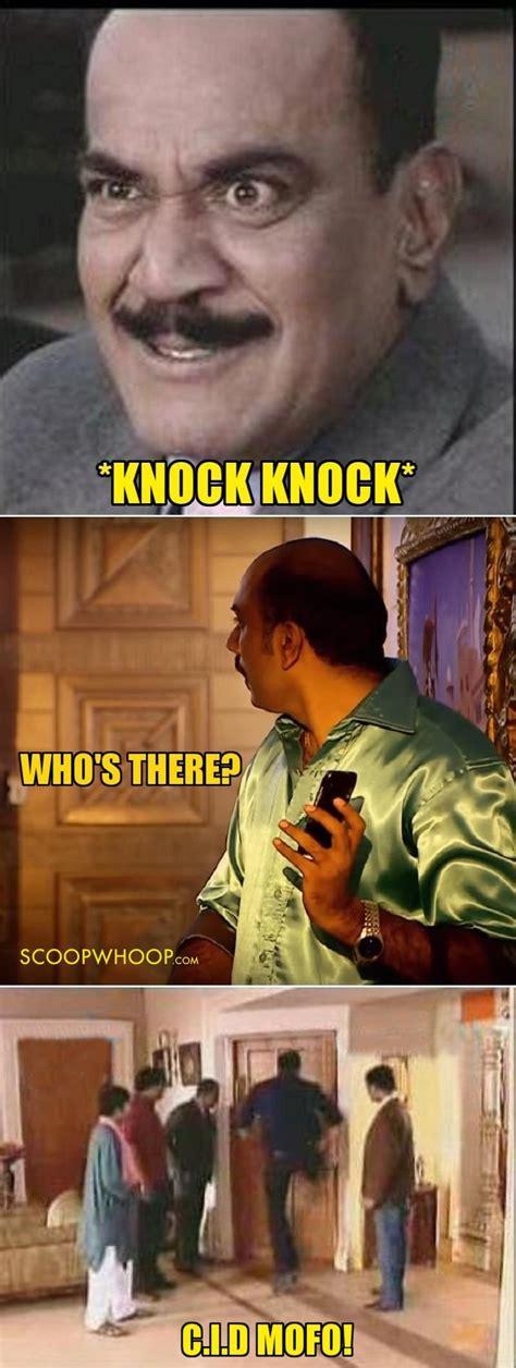 Acp Pradyuman Meme - 10 c i d memes that would even make daya laugh
