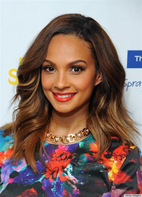 alesha dixon hair color celebrities wearing candy colored lipsticks top this week