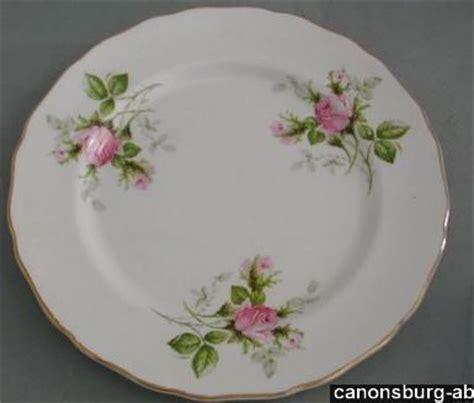 canonsbury moss rose dinner plate shabby chic dinnerware