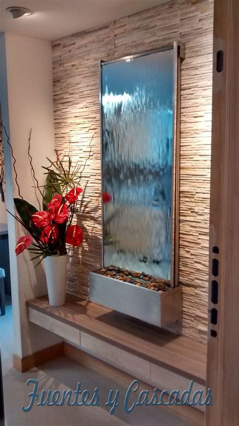 fuente de agua decorativa  pared awa