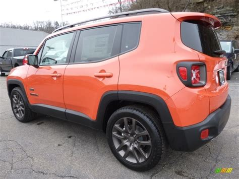 jeep renegade orange 2016 omaha orange jeep renegade latitude 111213697 photo