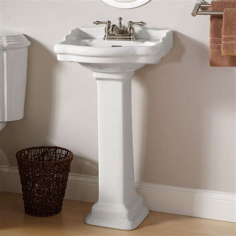 16 wide pedestal sink 17 best images about house baths on