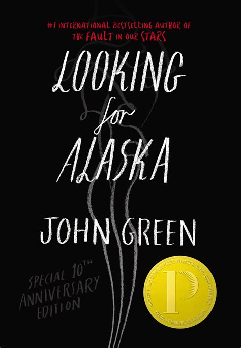 alaska is it real books looking for alaska green