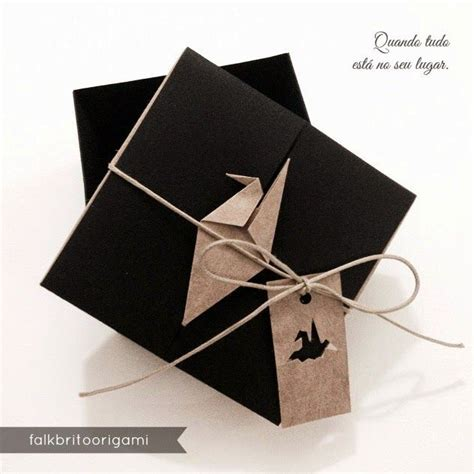 Origami Invitation - pin by falk brito on falk brito origami boxes