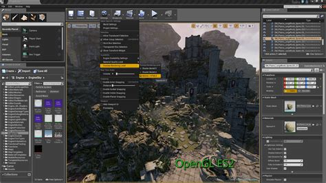 unity update layout release unreal engine 4 6 released