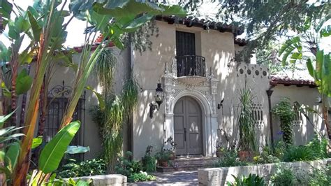 spanish colonial revival architecture image detail for historic spanish colonial revival home
