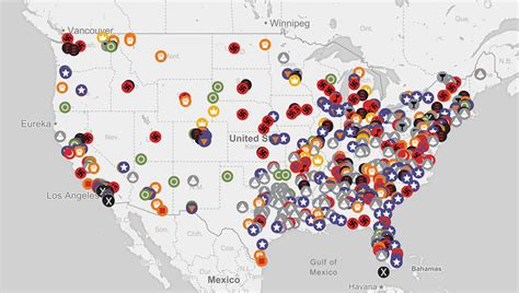 map us hate groups this interactive map shows which hate groups are in your
