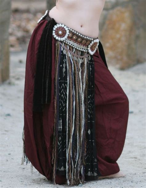tutorial tas rajut tribal diybelt2 jpg tribal dance pinterest