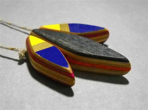Handmade Skateboard - handmade skateboard jewelry