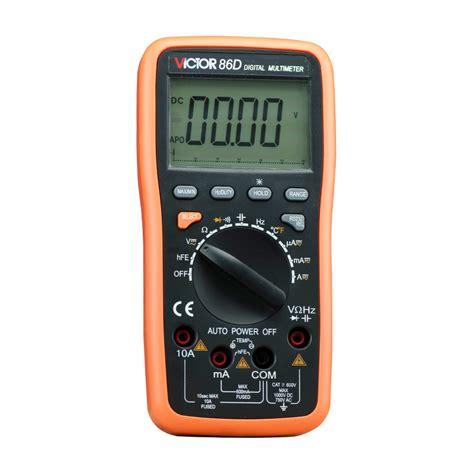 Produk Digital Multimeter Dekko 86d digital multimeter 86d