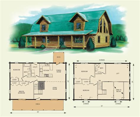 gambrel cabin plans gambrel style barn homes jefferson ii log home and log