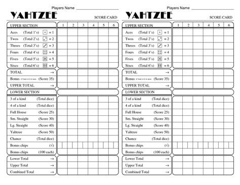 printable painted yahtzee score sheets free printable yahtzee score sheets score card