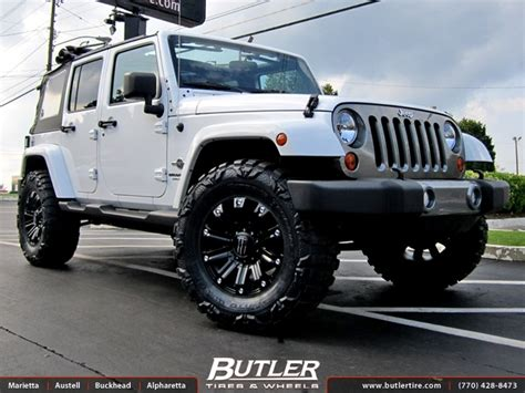 Jeep Wrangler Tires And Wheel Packages Jeep Wrangler With 18in Energy Wheels Exclusively