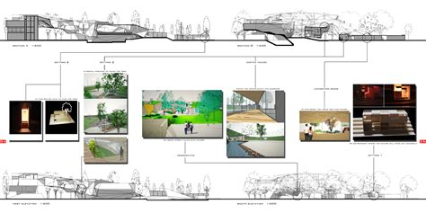 portfolio landscape layout best photos of landscape architecture portfolio exles