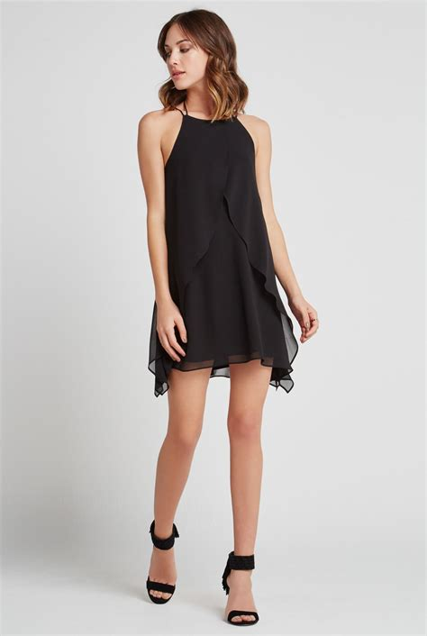 Ruffle Halter Dress ruffle halter dress