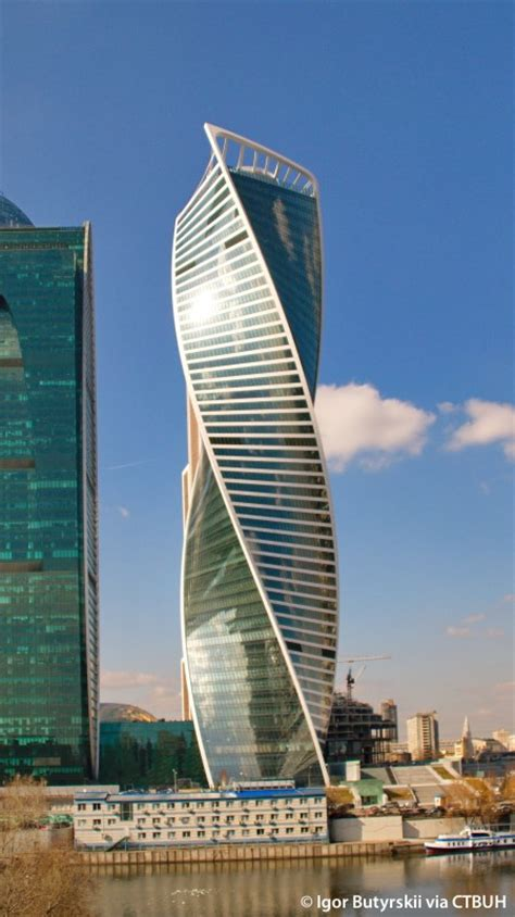 evolution tower  skyscraper center