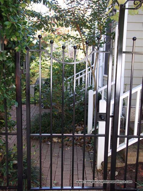greensboro nc wrought iron driveway gate fabricator