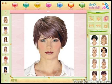 virtual hairstyler free free hairstyle virtual makeover fun crafts for the girls