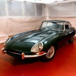 Jaguar E Type 1962 Jaguar E Type Vehicle Used By A Character Or In A Car