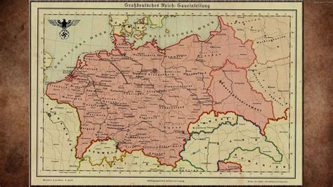 maps germania 3rd reich althis map 1950 germania by 1blomma by