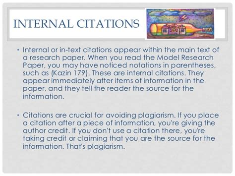 giving credit in a research paper crafting the research paper session 3