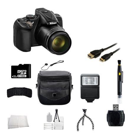 nikon coolpix p600 digital black nikon coolpix p600 digital black 32gb accessory