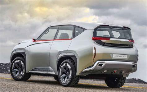 mitsubishi sports car 2018 2018 mitsubishi montero sport usa release date new