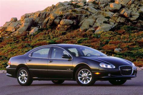 Chrysler 300m 1999 by 1999 04 Chrysler 300m Lhs Consumer Guide Auto