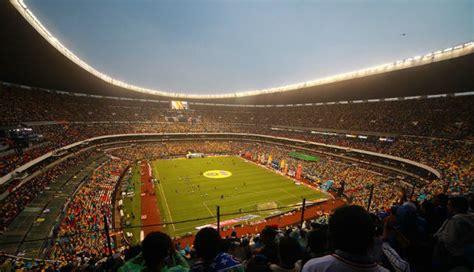 cabecera estadio azteca file estadio azteca 2015 jpg wikimedia commons