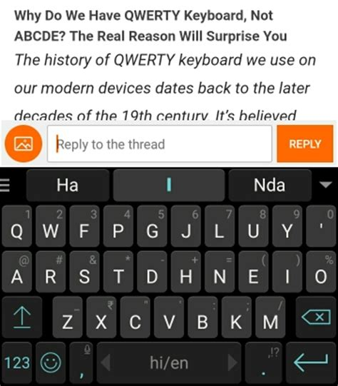 qwerty layout reason why do we have qwerty keyboard not abcde the real reason