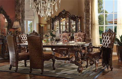 elegant dining room set formal dining room sets how elegance is made possible