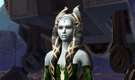 new face options all races male female guild wars 2 swtor togruta review are togruta worth it