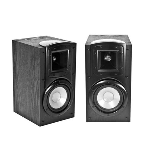 klipsch b 20 bookshelf speakers pair
