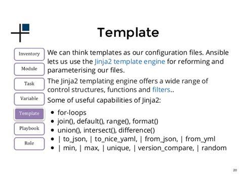 jinja2 template managing postgresql with ansible fosdem pgday 2016
