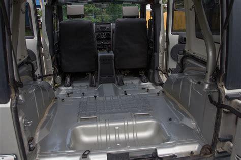 Jeep Wrangler No Back Seat Africa Jeep Jk Wrangler Build Phase 1 Jpfreek