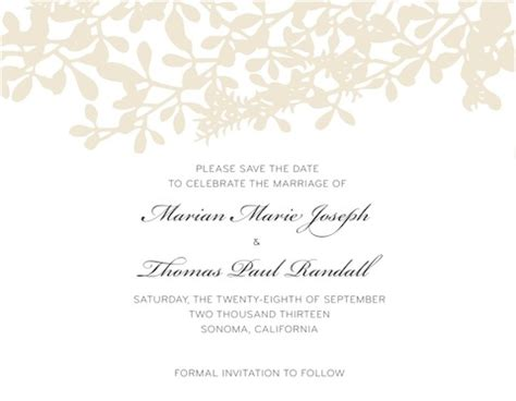 formal wedding invitations format p s and q s wedding etiquette hello lucky