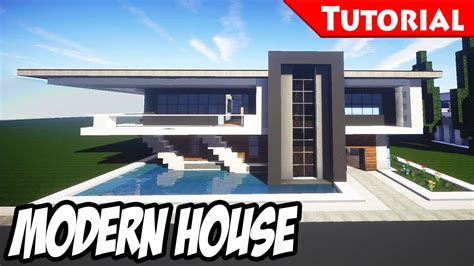 how make house design wonderful two storey house plans 8 minecraft easy modern house mansion tutorial 5