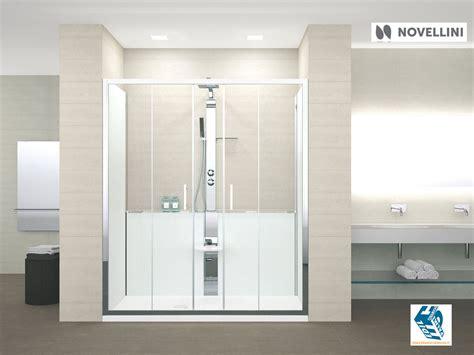 come trasformare la vasca da bagno in doccia trasformazione da vasca in doccia con novellini revolution