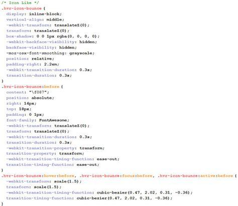 cara membuat file index html cara membuat efek hover icon pada button menggunakan css3