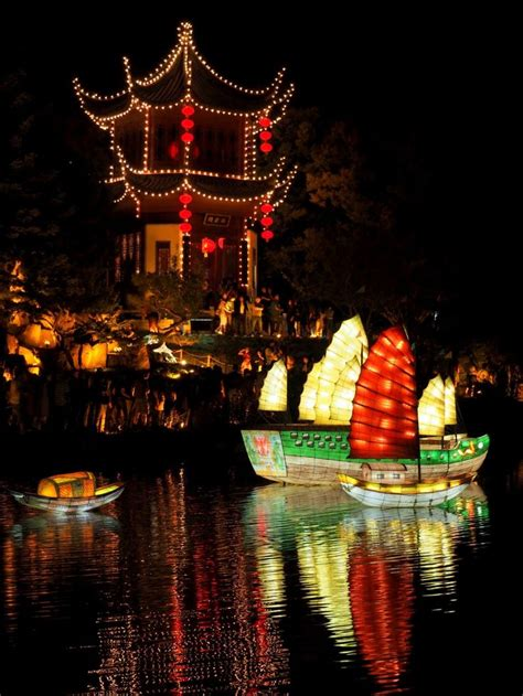 Montreal Botanical Gardens Festival Of Lights 25 Best Ideas About Lantern Festival On Pinterest Festival Japanese Lantern