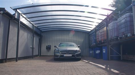 Car Port Canopies by Smart Repair Bay Canopy Kappion Carports Canopies