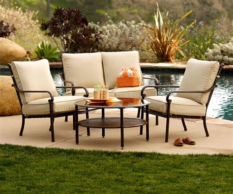 sunbrella patio furniture outdoor deep seating furniture