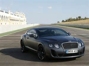 2012 Bentley Continental Supersports 2012 Bentley Continental Supersports Coupe