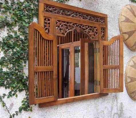desain gerobak kayu unik contoh desain jendela kayu terbaru 2016 desain cantik