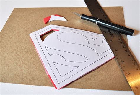 superman card template diy superman s day card for your