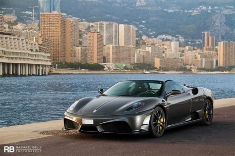 Ferrari Scuderia 16m by Photo Of The Day Ferrari 430 Scuderia Spider 16m In