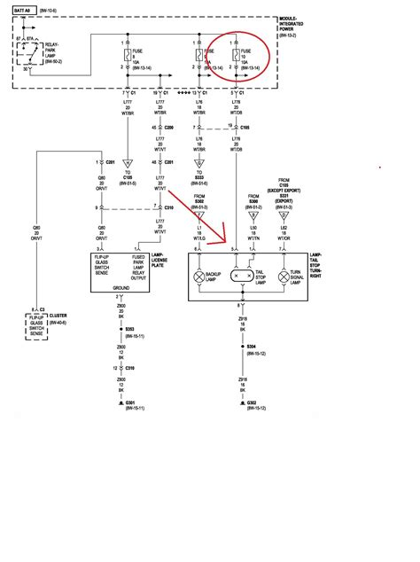 2004 Jeep Grand Brake Light Wiring Diagram