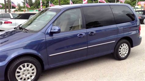 2003 Kia Specs 2003 Kia Carnival Up Pictures Information And Specs