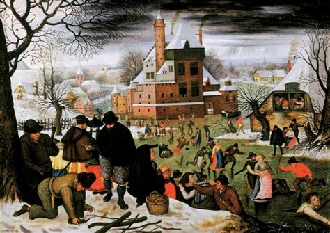 winter  bruegel outset media games